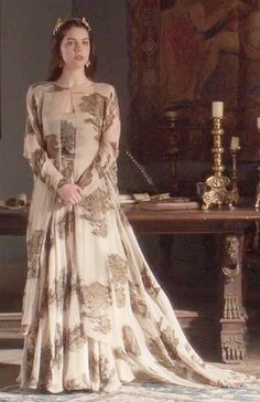 "Mary Stuart - Reign ""The End of Mourning"""