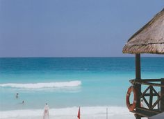 Taken from the beaches of Cancun. Why did I leave?