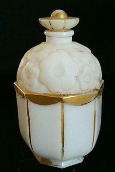 EXTREMELY RARE BACCARAT MON TALISMAN 1926 PERFUME BOTTLE GABILLA PARIS FRANCE