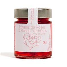 Gelée de pétales de roses 5,50 € N&D