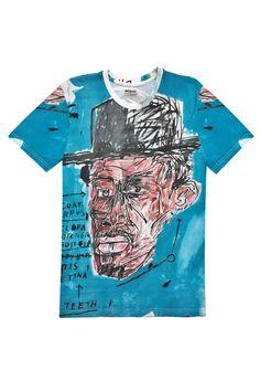 1944a8756 Basquiat 40M Short Sleeve T-shirt - Eleven Paris - T-Shirt - TOPGEARNY