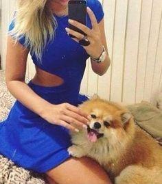 vestido azul recorte cintura veste p e m