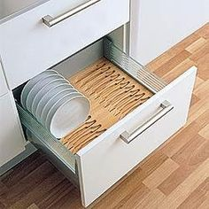 plate drawer - Google Search & Kitchen Drawer Plate Organizer | Organizer | Pinterest | Kitchen ...