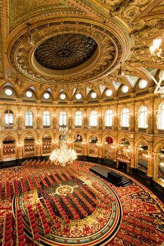 Inter Continental Paris le Grand hotel, Opera salon