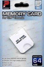 Playtech 64mb Memory Card for Wii Console   // Look the price and customers reviews: http://ibestgadgets.com/product/playtech-64mb-memory-card-for-wii-console/   #gadgets #electronics #digital #mobile