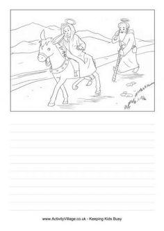 Nativity Story Paper