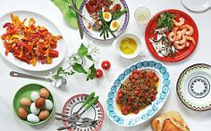 Your Summer Dinner Party Sorted: Light and Easy Recipes