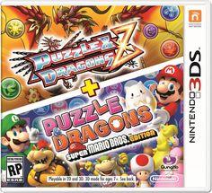 Puzzle & Dragons Z + Puzzle & Dragons: Super Mario Bros. Edition – 2015