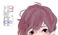 Anonymous said: may i ask how your drawings look watercolor like ? love your art btw ! keep it up ^o^ Answer: i mainly used this brush for the coloring i got. Digital Painting Tutorials, Digital Art Tutorial, Painting Tools, Art Tutorials, Paint Tool Sai Tutorial, Sai Brushes, Photoshop Brushes, Brush Drawing, Drawing Tips