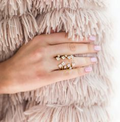 "We're Really Into This Whole ""Blogger Makes Jewelry"" Thing"
