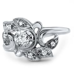 This ring made me catch my breath! Gorgeous! - The Celeste Ring   brilliantearth.com