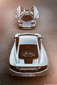 automotivated:  Father & Son (by SeagramPearce.com)