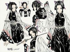 Post with 28563 views. [Fanart] Shinobu Kochou from Kimetsu no Yaiba Chica Anime Manga, Kawaii Anime, Anime Art, Demon Slayer, Slayer Anime, Me Me Me Anime, Anime Love, Fan Art, Chibi