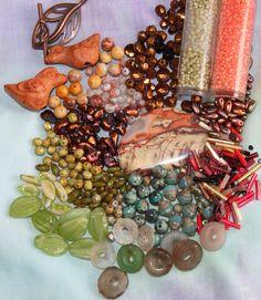 bead soup - Elizabeth Creates