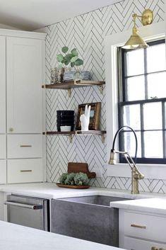 Wonderful Kitchen Backsplash Decorating Ideas (9)