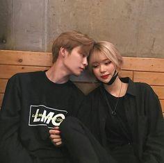 Ulzzang couple girl boy korean asian