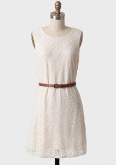 Fleetwood Lace Dress