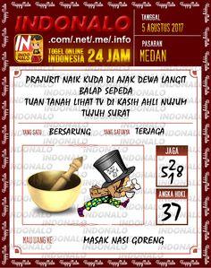 Mimpi 5D Togel Wap Online Indonalo Medan 5 Agustus 2017