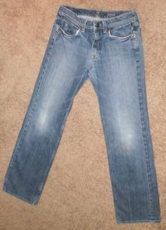 Seven 7 for all mankind Jeans Size 14 for pre-teen girls (brand name kids clothes)