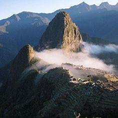 Travel goals should always include Machu Picchu.
