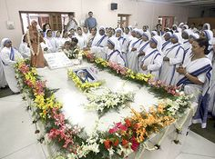 Special prayers were held at the Missionaries of Charity in the city to mark Mother Teresa's eleventh death anniversary. Prayers and floral tributes were offered at the grave of the Mother inside Mother House. Hundreds of people from all walks of life and of all faiths joined the nuns of the Charity for a special morning mass.