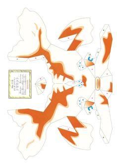 Pokemon Papercraft Templates | Download