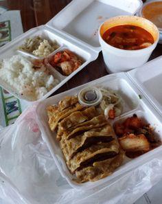 Meat Jun and Soondubu