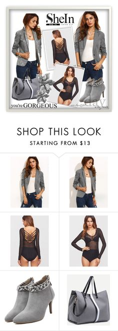 """Shein 10 / IV"" by ozil1982 ❤ liked on Polyvore"