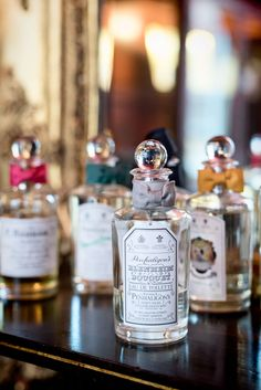 Finding your signature fragrance at Penhaligon's with a perfume profiling session in London http://www.urbanpixxels.com/penhaligons/
