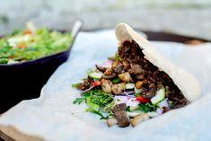 Kebab med reinsdyrskav