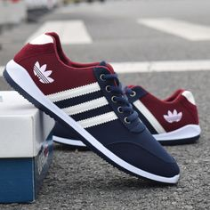 2016 New Fashion England Men's Breathable Recreational Shoes Casual Shoes | eBay