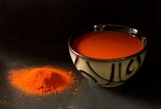 Make your own vibrant Red Chile Sauce for a fraction of the price and without all the additives! | MJs Kitchen