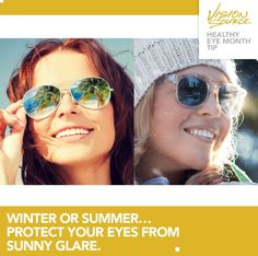 4afeb807b3d Always wear sunglasses with UV protection when you re outside or driving.   HealthyVisionMonth · Healthy EyesHelpful ...