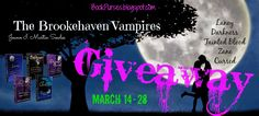 12 hours left to enter!  Brookehaven Vampires by Joann I. Martin Sowles Book Purses and Reviews #giveaway