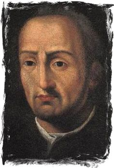 This is the only real image of Christopher Columbus, as we reach the Vatican Secret Archives and the Historic archive Franciscan