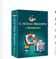 Card Data Recovery is professional card recovery software to recover deleted or lost photos, video, audio from various memory cards, such as memory card, SD card, CF card, MMC(MultiMedia Card), XD Picture Card, SDHC, MicroSD, MiniSD, etc. as well as memory sticks, USB, pen drive, external hard drive, and zip drive.  $24.95