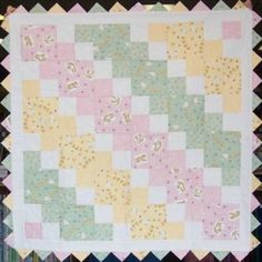 Quilt+Patterns+For+Baby | Bayside Quilting: Sweet Baby Quilt Pattern
