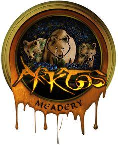 Arktos Meadery's Three Bears Blueberry/Blackberry Melomel