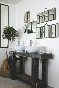 #spiegels #wastafels