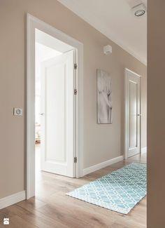 Ideas for painted door interior ideas bedroom colors Home Room Design, Interior Design Living Room, Modern Interior, Interior Decorating, House Design, Interior Paint, Interior Ideas, Interior Doors, Decorating Ideas