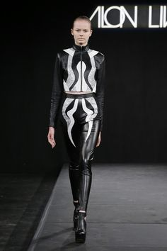 Alon Livne S/S 2015 Collection at NYFW