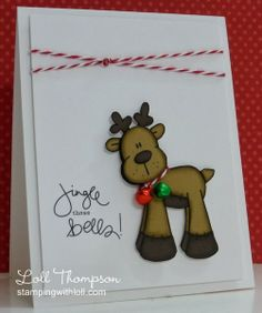 Stamping with Loll: Jingle those Bells!