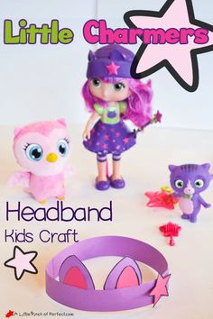 Spielzeug Adaptable Cute Little Charmers Posie Authentic Sleepover Figure Doll Set Sonstige