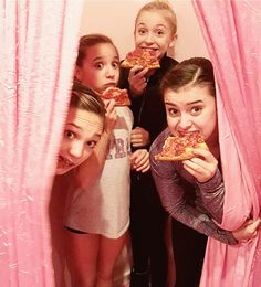 Brynn Rumfallo - Dance Moms - Kalani Hilliker - Maddie Ziegler - Mackenzie Ziegler