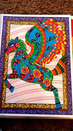 Timeless Creations: Creatures of Beauty by Donna Creation Coloring Pages, Coloring Book Pages, Flower Phone Wallpaper, Zentangle, Creatures, Colors, Flowers, Pattern, Crafts
