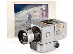 Hasselblad 500 EL : l'appareil des missions Apollo de la NASA | PHOTO MEMORY