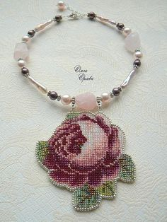 Ольга Орлова. Нежная роза.