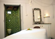 The Spa Room at Ishavilas