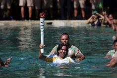 Pira acesa no Rio | UOL Olimpíadas