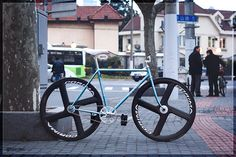 Level Njs Corima Wheels
